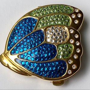 Estee Lauder Glitter Bug-Butterfly Compact